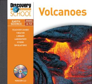 Volcanoes CD-ROM