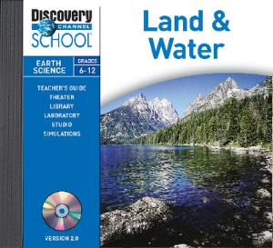 Land and Water CD-ROM