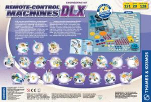 Remote Controlled Machines DLX