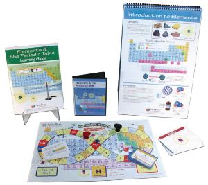 Elements & the Periodic Table Curriculum Learning Module