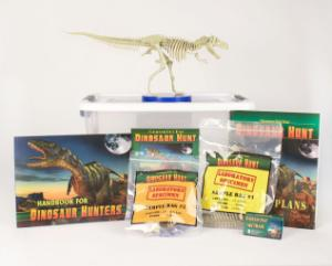 Classroom Field Trips® Dinosaur Hunt