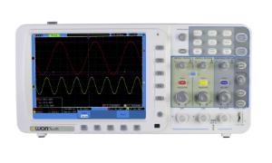 300MHz Oscilloscope with VGA Port