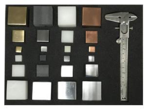 Density Cube Set