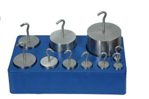 Stainless Steel Hooked Weight Sets