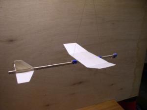 2015-2016 Science Olympiad Elastic Launch Glider