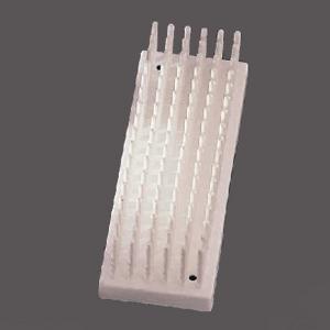 Eighty-Well, 102-Peg Polypropylene Test-Tube Rack