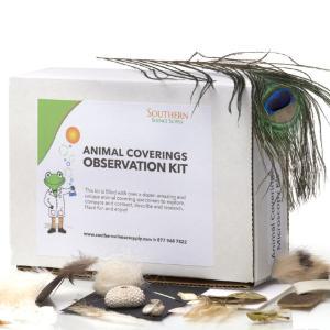 Animal Coverings Specimen Kit