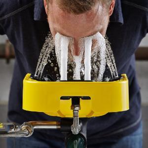 Optimus™ Wall Mounted Eye/Face Wash System, Speakman®