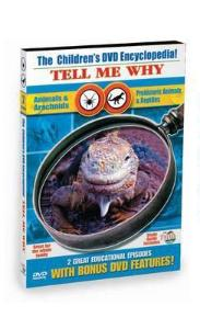 Tell Me Why: Animals, Arachnids, Prehistoric Animals and Reptiles Video