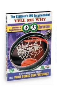 Tell Me Why: Customs, Superstitions, Sports and Games Video