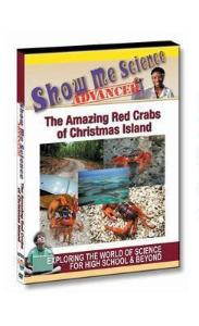 Show Me Science: The Amazing Red Crabs Of Christmas Island Video
