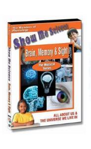 Show Me Science Brain, Memory And Sight Video
