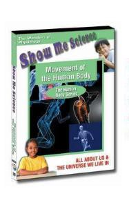 Show Me Science: Movement of the Human Body Video