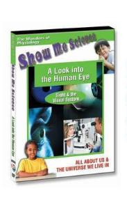 Show Me Science: A Look into the Human Eye Video
