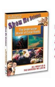 Show Me Science: The Underwater World of Coral Reefs Video