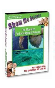 Show Me Science: The Manatee–An Endangered Species Video