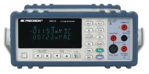 True RMS Bench Digital Multimeter