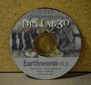 3D Drylab: Earthworm