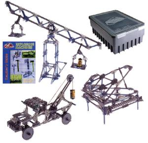 K'NEX Education Exploring Machined Set