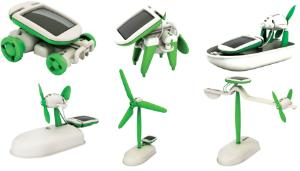 6in1 Educational Solar Kit