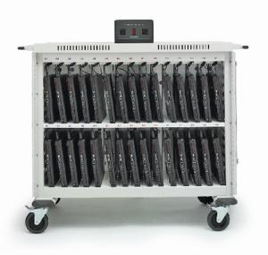 Bretford Intelligent Laptop Storage Carts