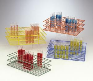 SCIENCEWARE® Poxygrid® Test Tube Racks , Bel-Art