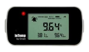 BT Temperature Data Logger