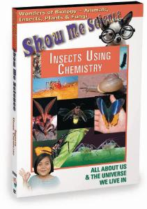 Show Me Science: Biology–Insects Using Chemistry Video