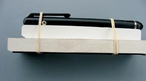 Magnetic Chalkboard Laser Pointer Holder