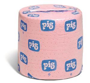 PIG® Rip-and-Fit® HazMat mat roll