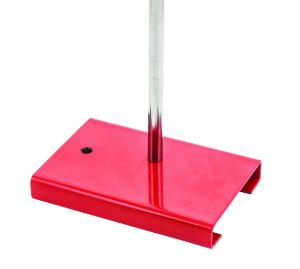 Ward's Base and Stand Set, Red