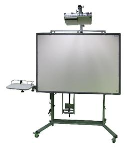 Wall Mount Univeral for Interactive Whiteboard with Power Lift