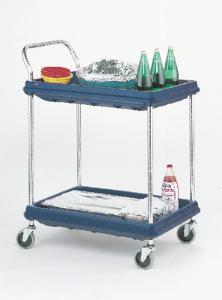 Metro Polymer Utility Carts — BC & Deep Ledge Utility Carts