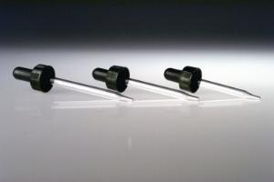 Black Phenolic Dropper Assembly, Qorpak®