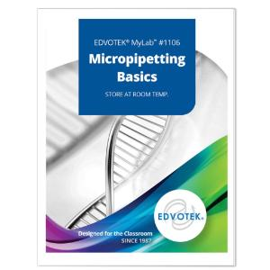 Micropipetting basics kit