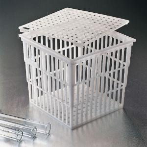 Test Tube Basket with Lid