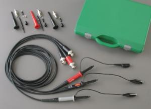 Three-Oscilloscope Probe Kit