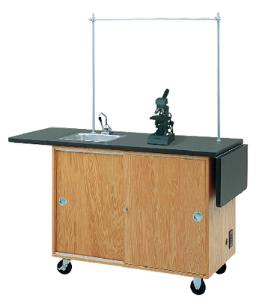 Mobile Laboratory Table